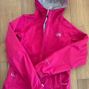 North Face Weatherproof Rain Jacket